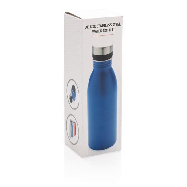 Deluxe vizespalack rozsdamentes acélból - Kék