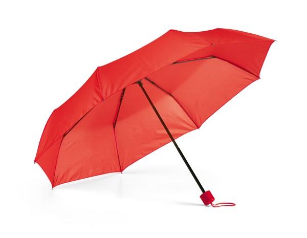 MARIA. Συμπαγής ομπρέλα - Κόκκινο