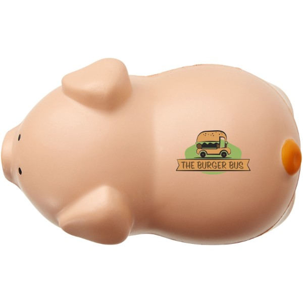 Pierce pig stress reliever