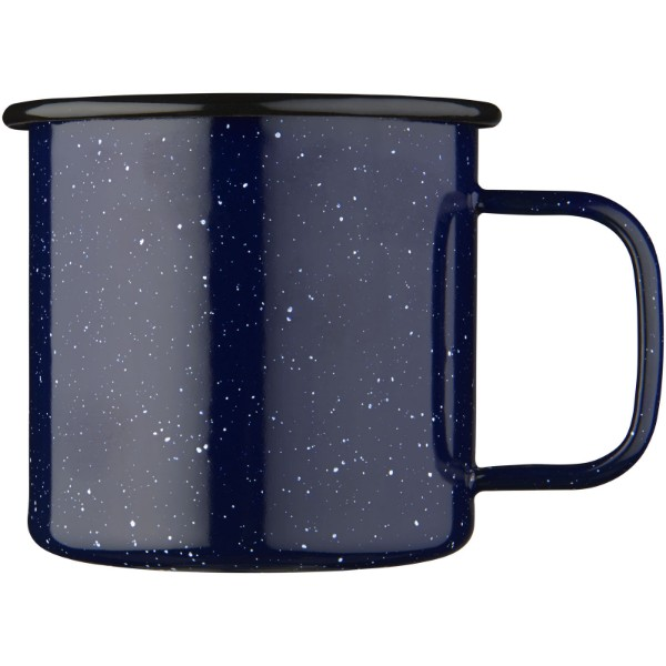 Campfire 475 ml mug - Blue / White