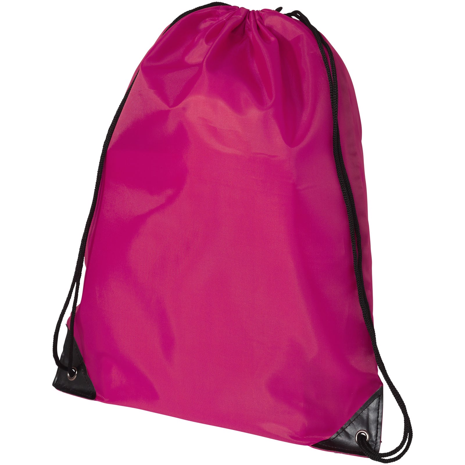 Oriole premium drawstring backpack - Magenta