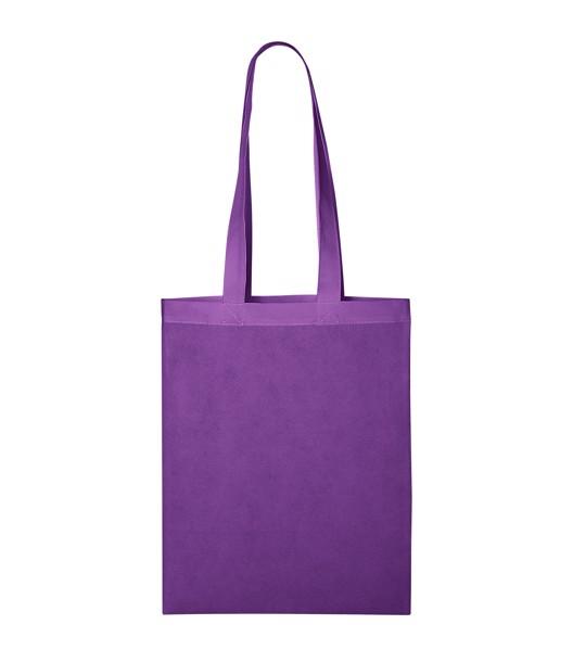 Nákupní taška unisex Piccolio Bubble - Fialová / uni