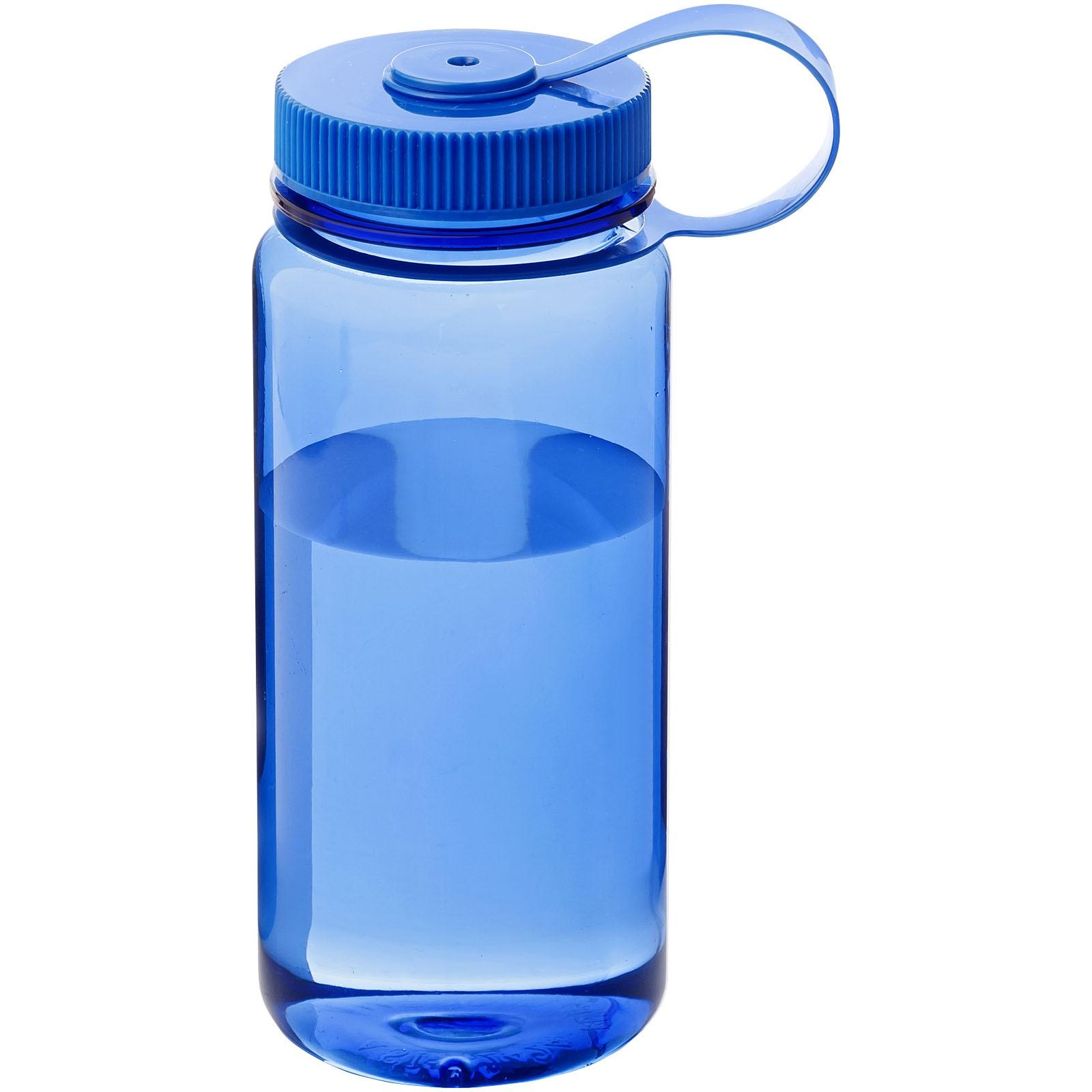 "Bidón deportivo ""Hardy"" - Azul Transparente"