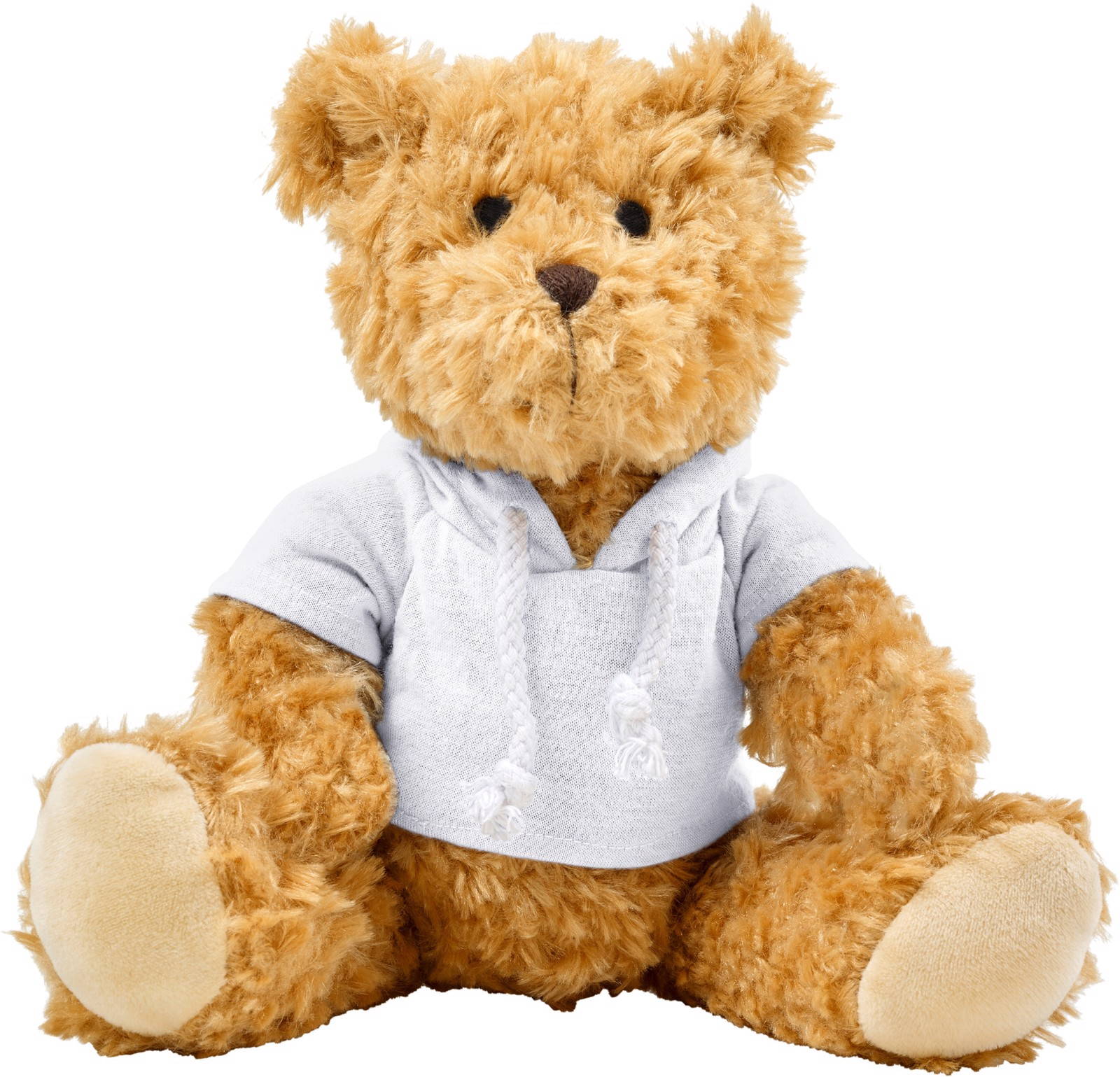 Plush teddy bear - White