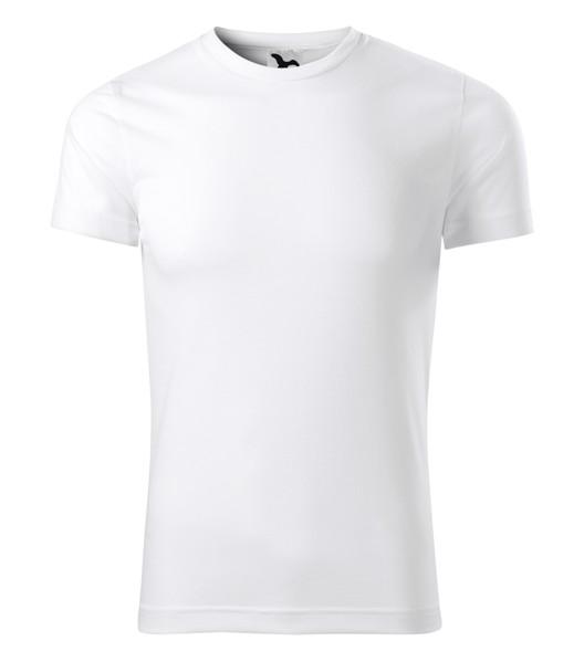 Tričko unisex Malfini Star - Bílá / XS