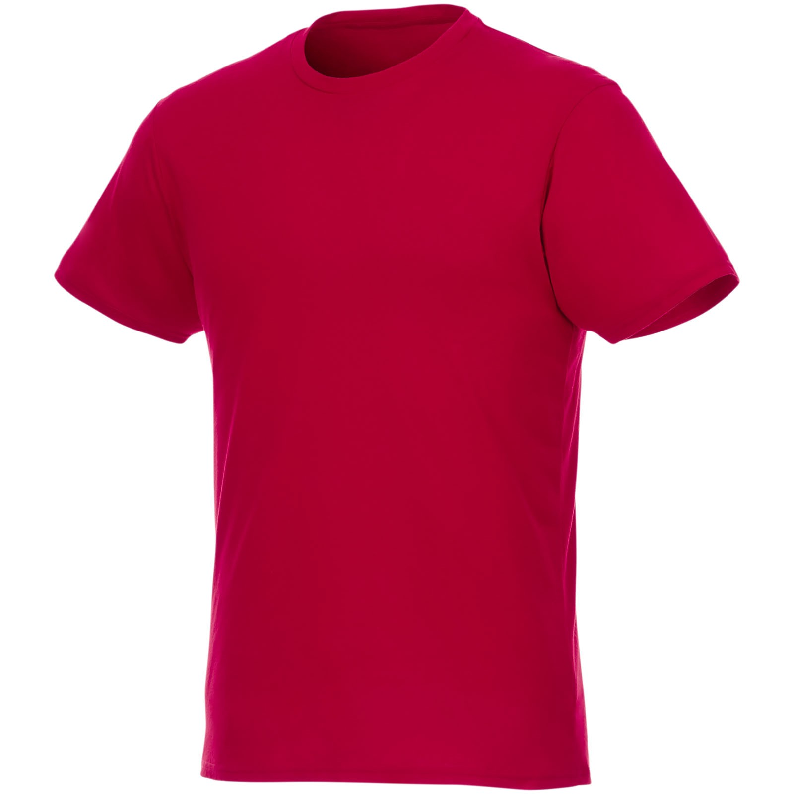 Jade short sleeve men's GRS recycled T-shirt - Red / XXL