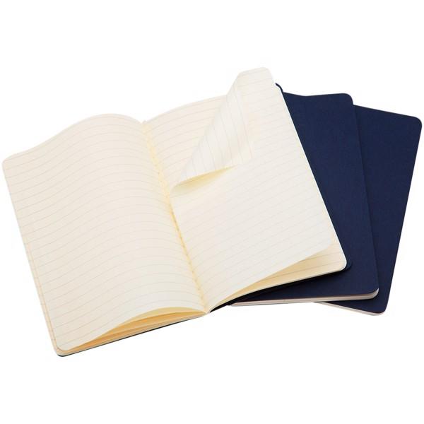 Cahier Journal L - ruled - Indigo blue