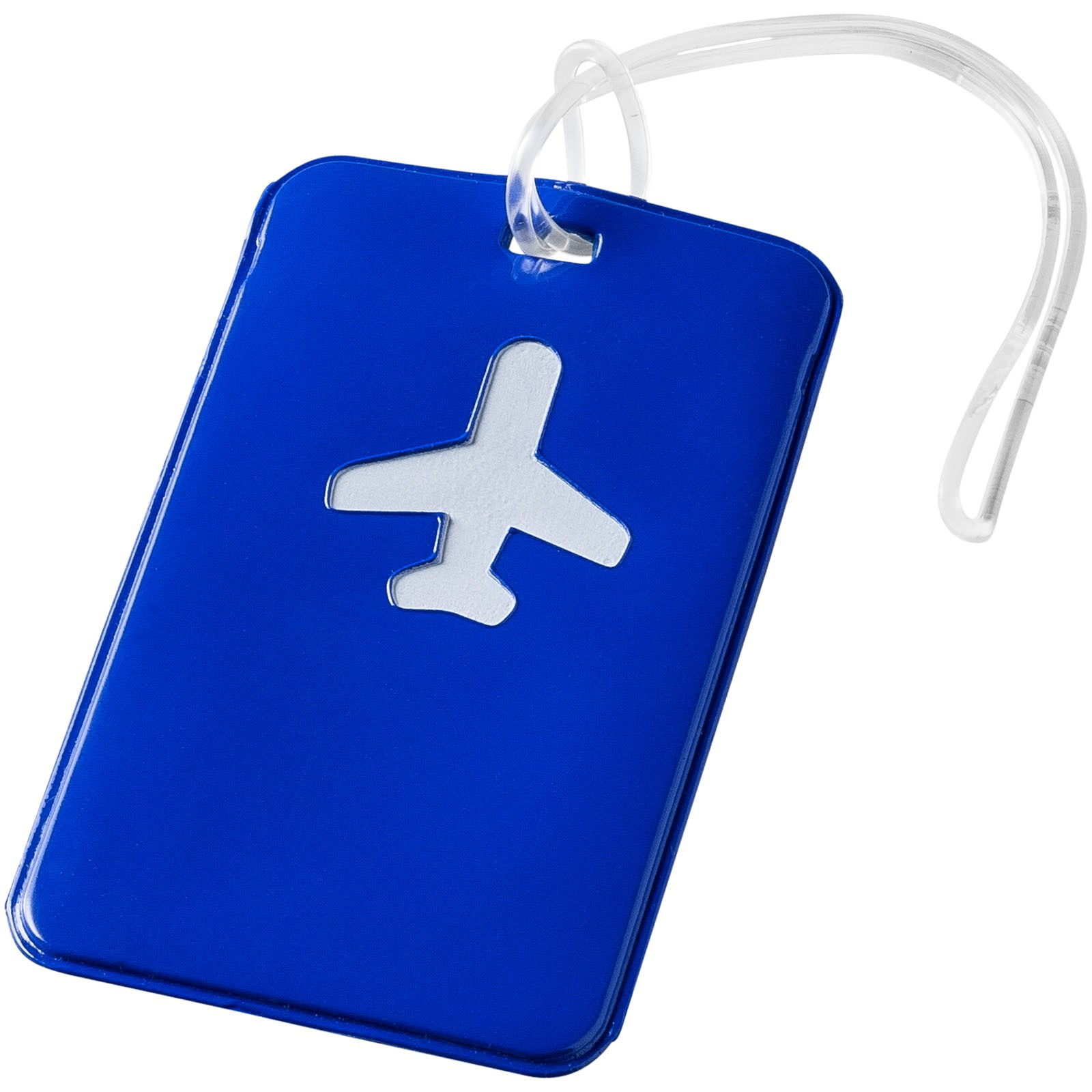 Voyage luggage tag - Blue