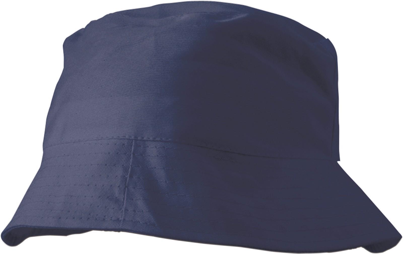 Cotton sun hat - Blue
