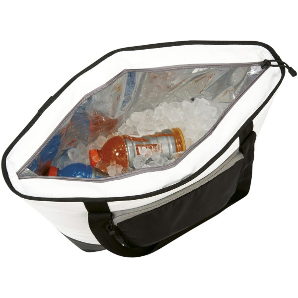 Třídenní termotaška Titan ThermaFlect® - Bílá