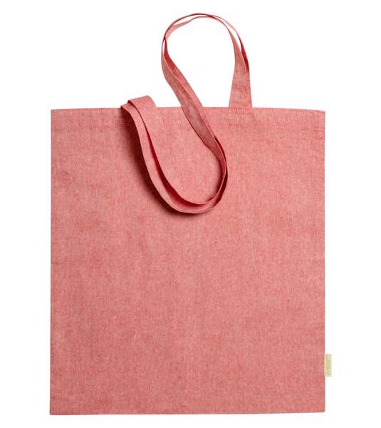 Geantă De Cumpărături Din Bumbac Graket - Roșu
