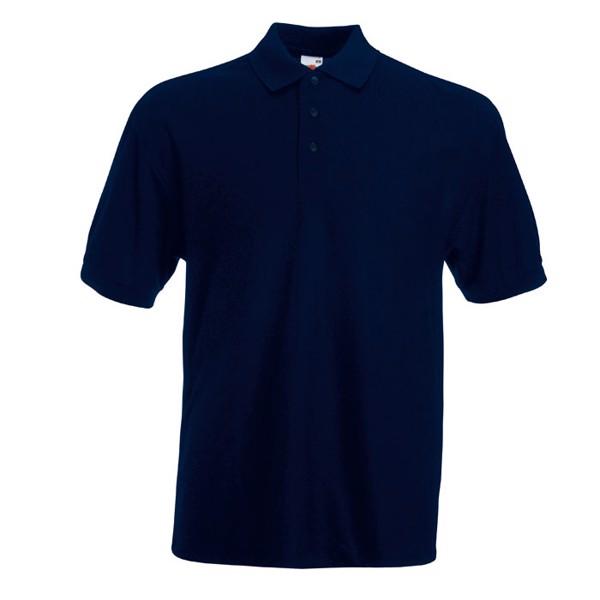 Męska Koszulka polo 170g/m 65/35 Blended Polo 63-402-0 - Deep Navy / XXL