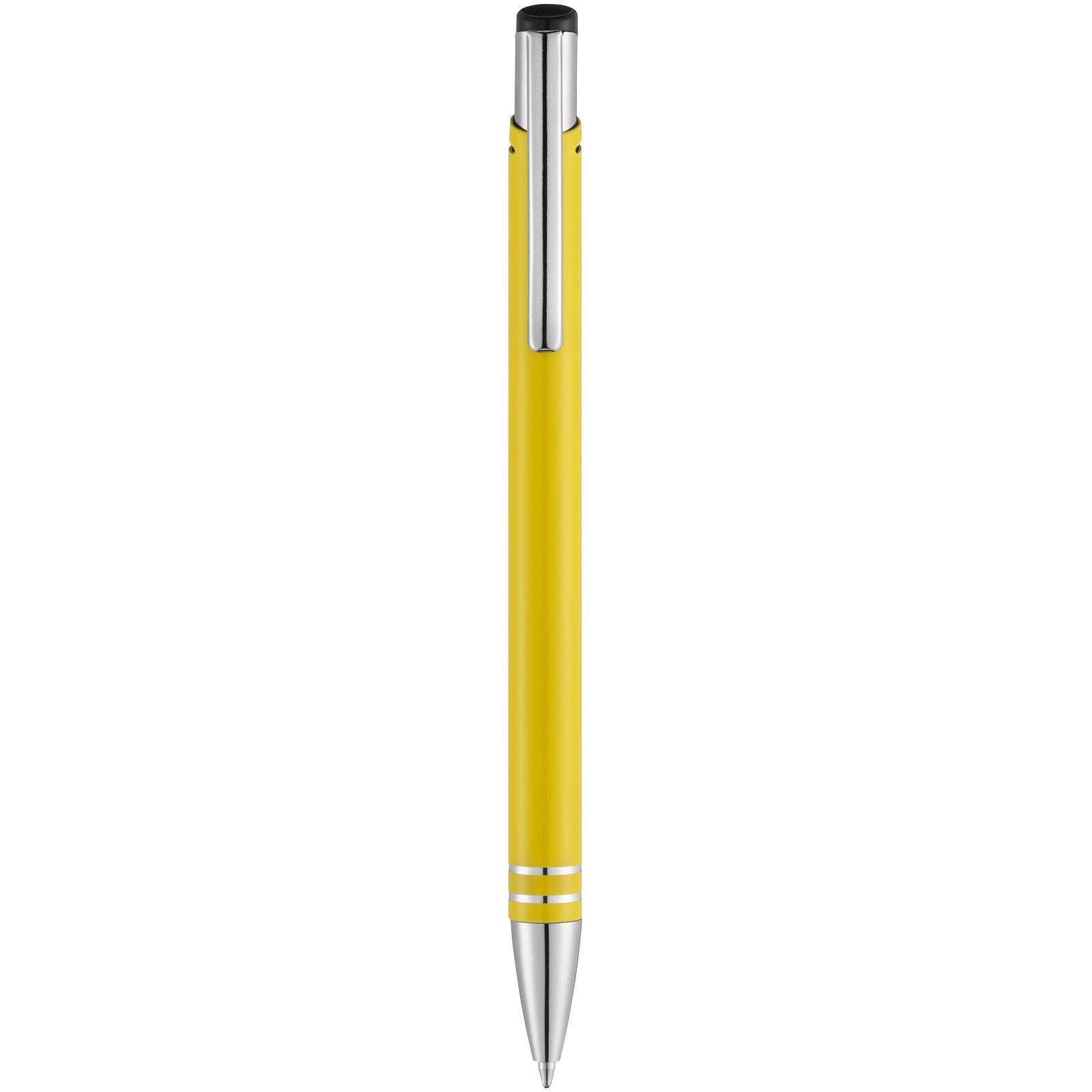 Kuličkové pero Hawk - Žlutá