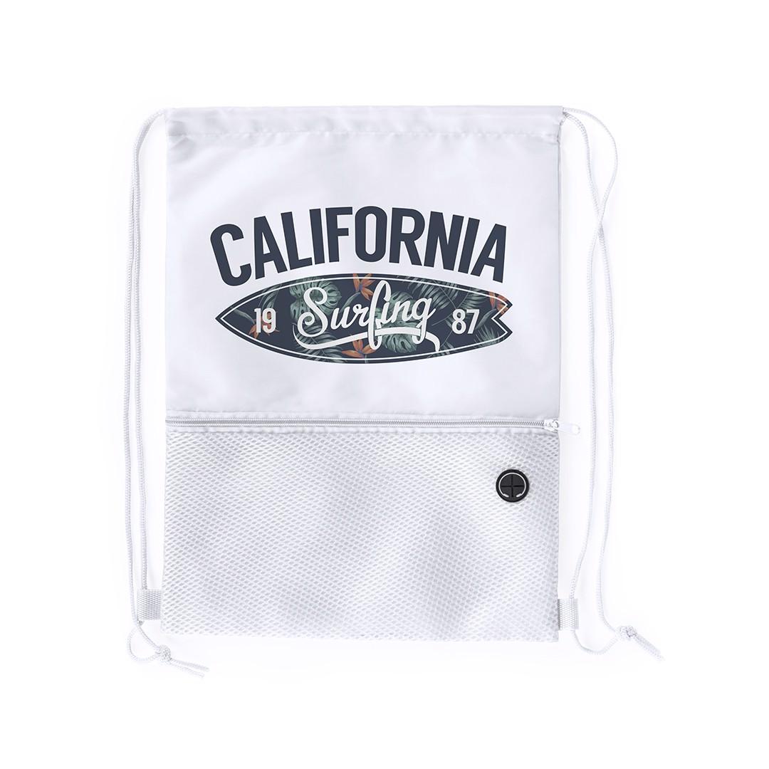 Drawstring Bag Bicalz - White