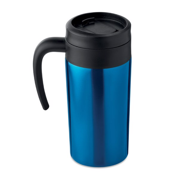 Small travel cup 340 ml Falun Kopp - Blue