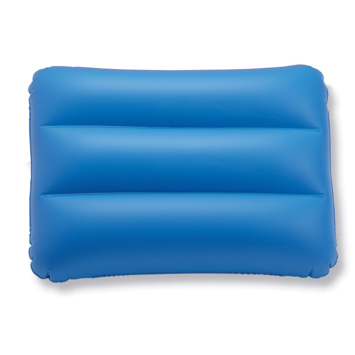 Prostokątna poduszka plażowa Siesta - granatowy