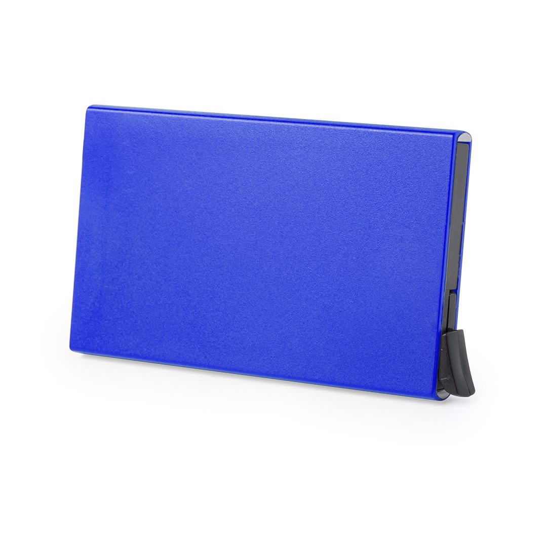 Porta-Cartões Lindrup - Azul
