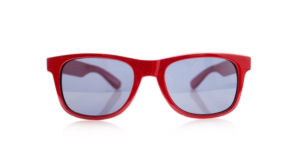Gafas Sol Niño Spike - Rojo