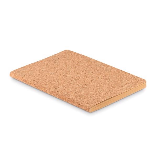 A5 cork soft cover notebook Notecork