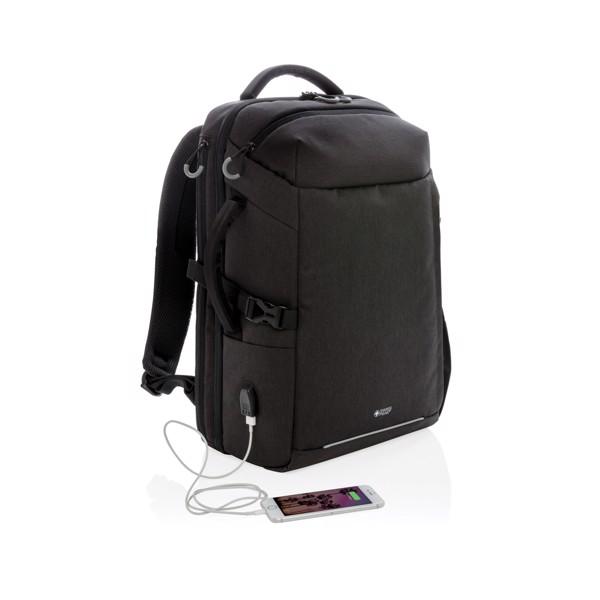 Swiss Peak XXL víkendový RFID USB batoh