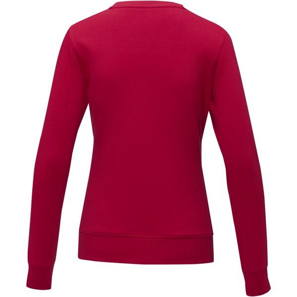 Zenon women's crewneck sweater - Red / S