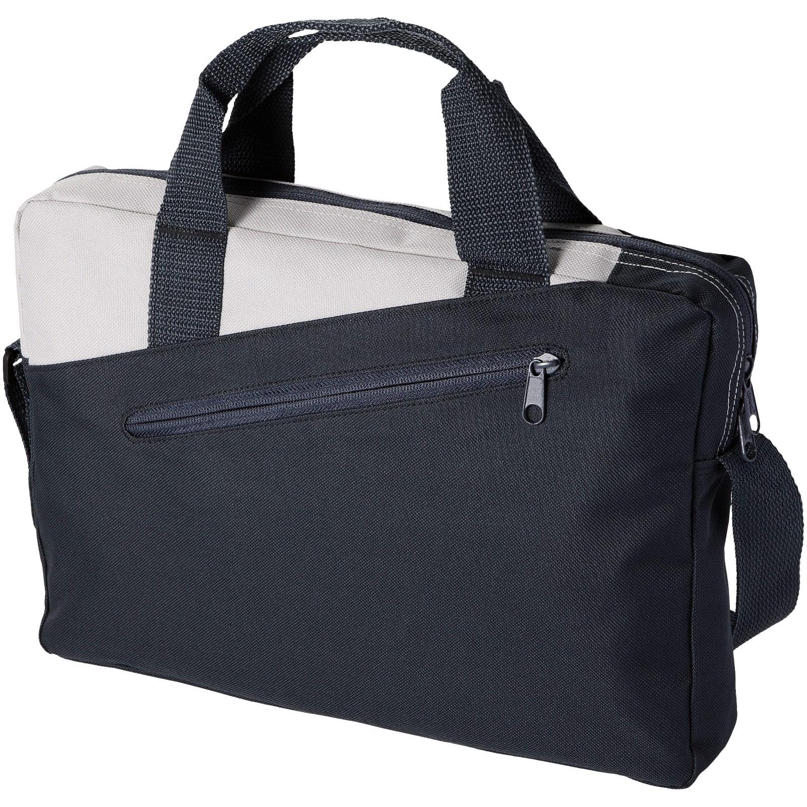Konferenční taška Portland - Charcoal / Větle šedá