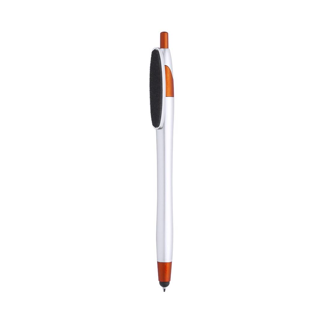 Bolígrafo Puntero Tesku - Naranja