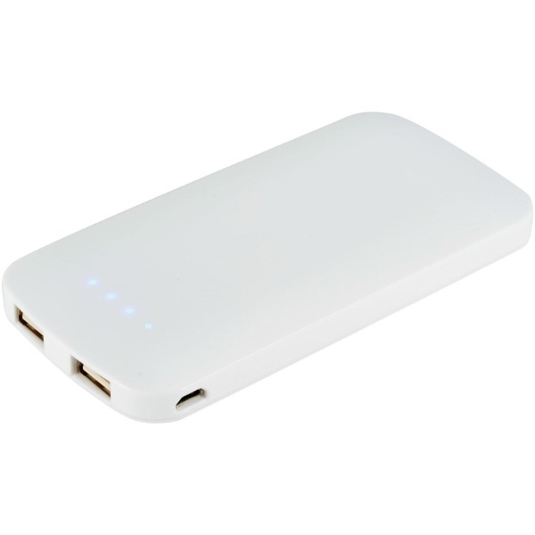 Zippy 4000 mAh slim dual power bank