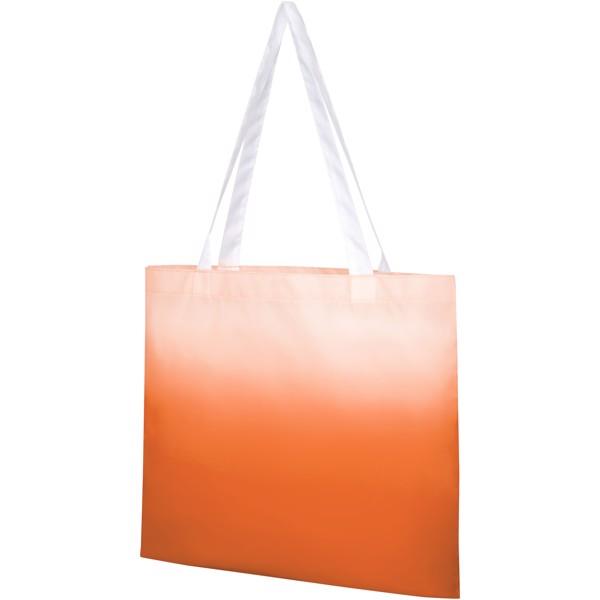 Rio gradient tote bag - Orange
