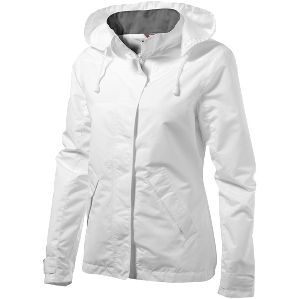 Top Spin ladies jacket - White / XXL