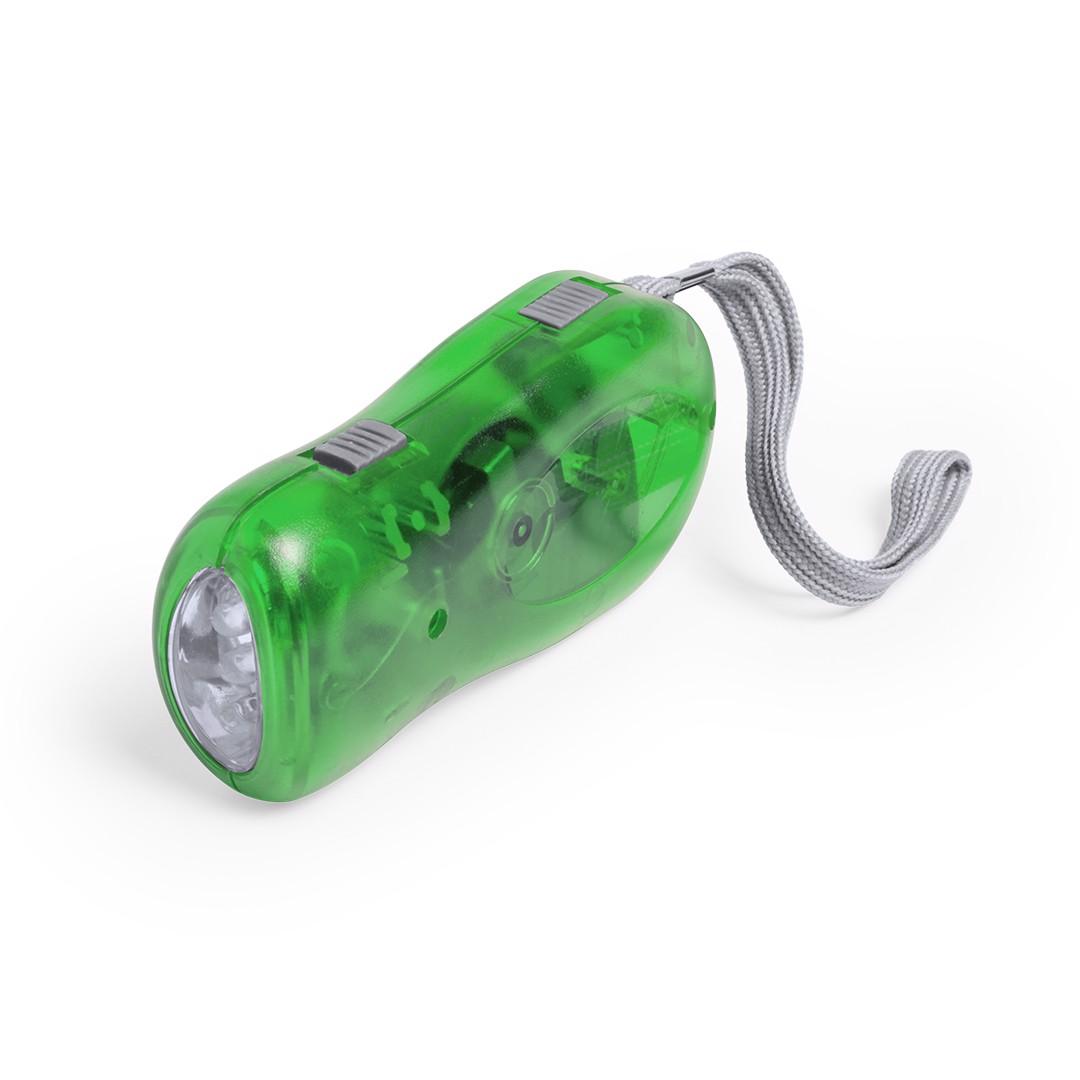 Lanterna Triled - Verde