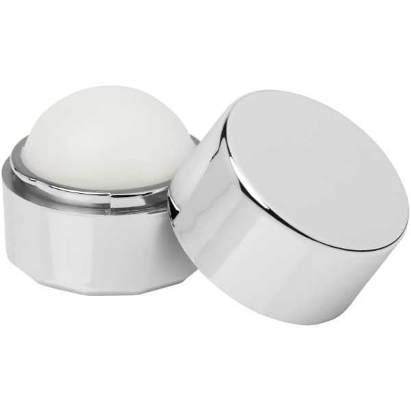 Luv metallic lip balm - Silver