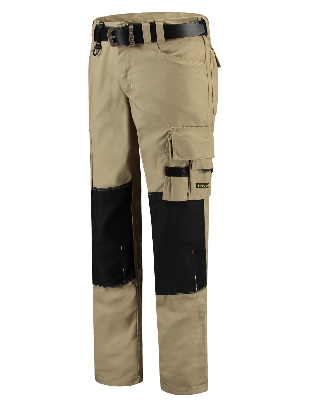 Pracovní kalhoty unisex Tricorp Cordura Canvas Work Pants - Khaki / 49