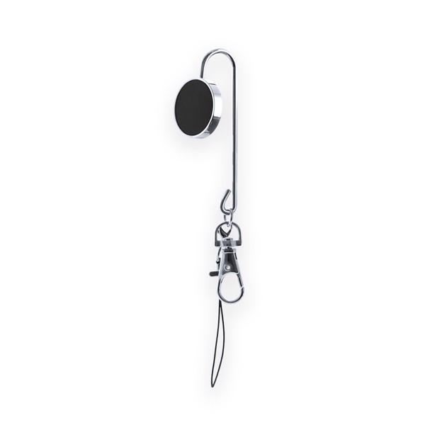 Bag Hanger Key Finder Lysia - Black