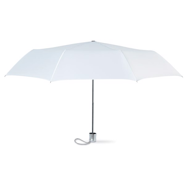 Mini umbrella with pouch Lady Mini - White
