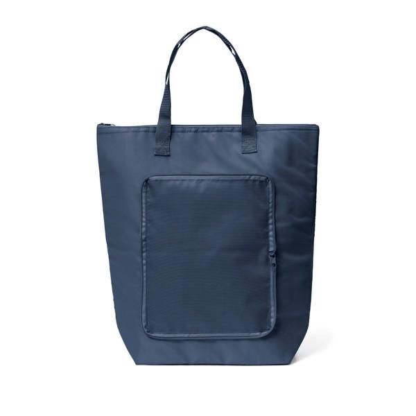 MAYFAIR. Αναδιπλούμενη cooler τσάντα - Ναυτικό Μπλε