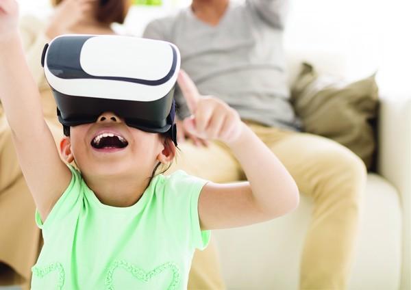 Virtual Reality Headset Bercley - White / Black