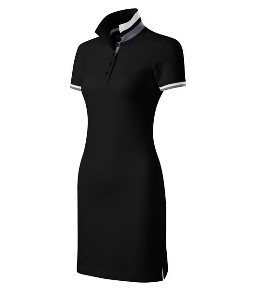 Šaty dámské Malfinipremium Dress up - Černá / XL
