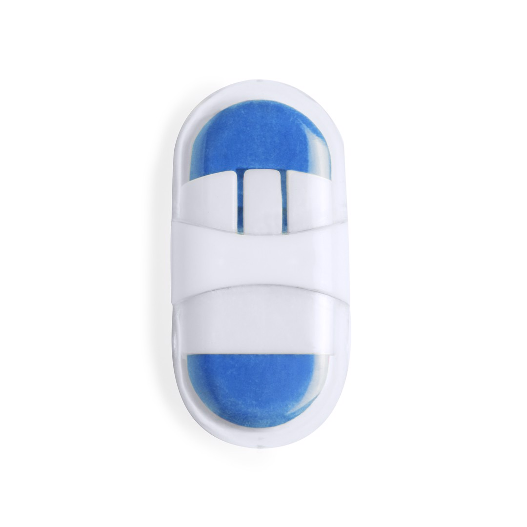 Borracha Pulsy - Azul