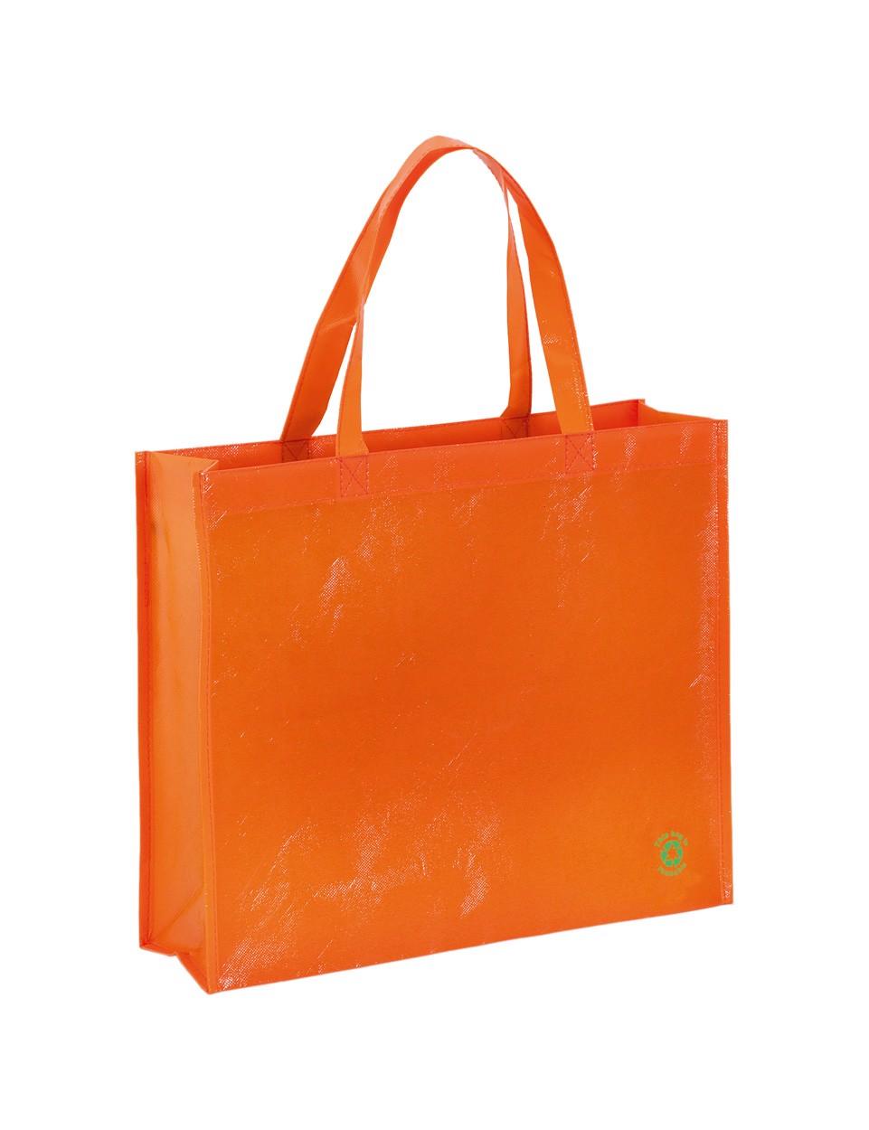 Nákupní Taška Flubber - Oranžová