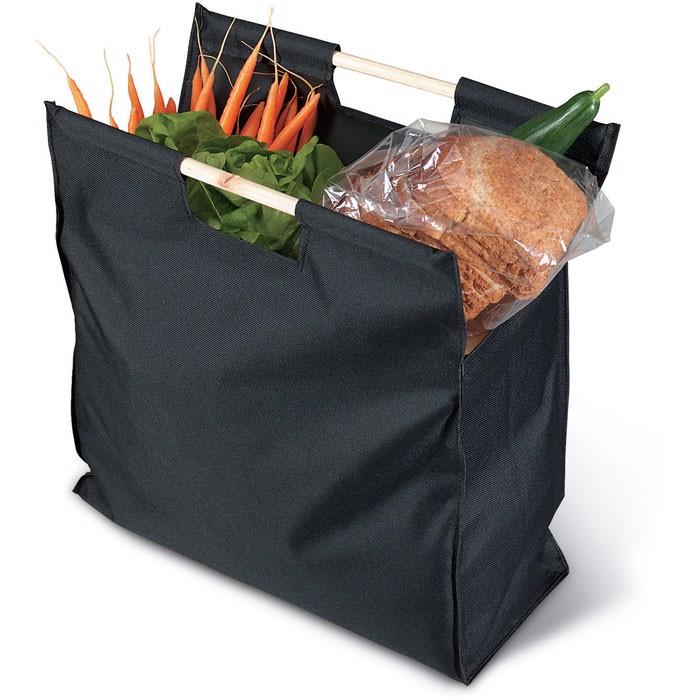 Shopping bag Mercado - Black