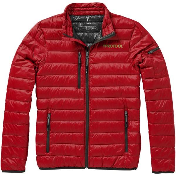 Scotia men's lightweight down jacket - Red / 3XL