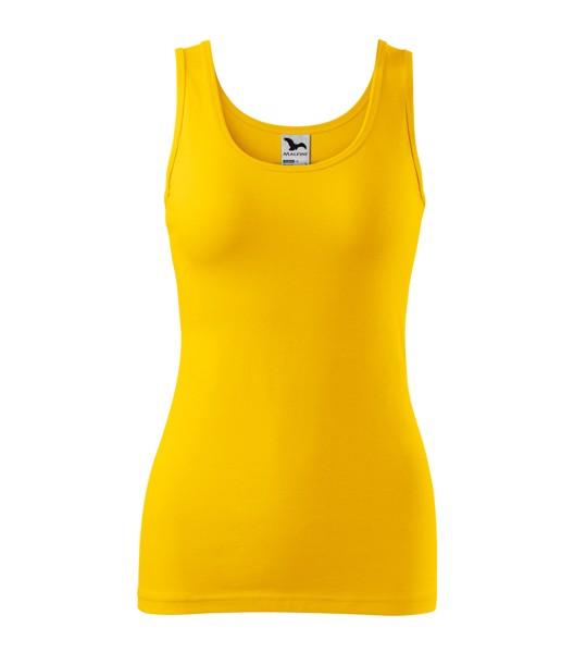 Tílko dámské Malfini Triumph - Žlutá / XS