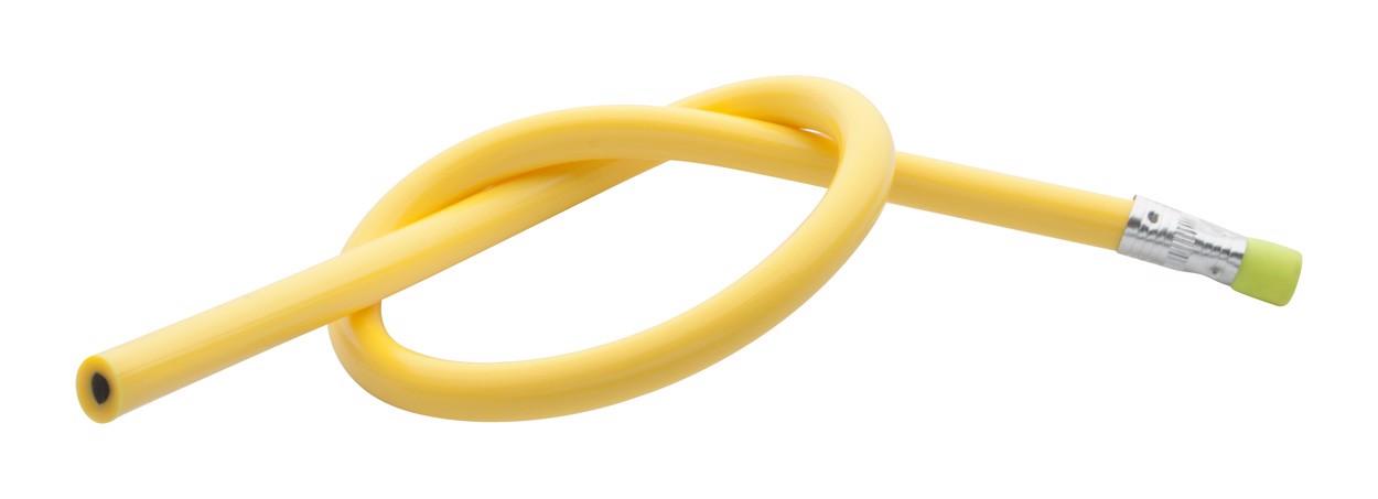 Ohebná Tužka Flexi - Žlutá