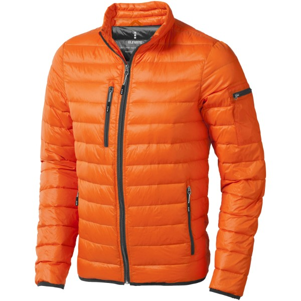 Scotia light down jacket - Orange / 3XL