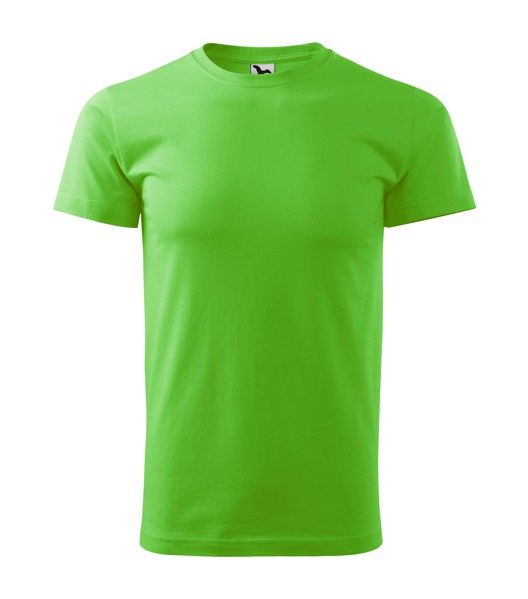 T-shirt men's Malfini Basic - Apple Green / XS
