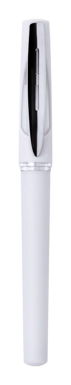 Roller Pen Kasty - White