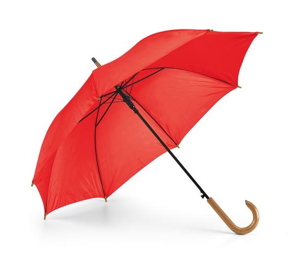 PATTI. Ομπρέλα με αυτόματο άνοιγμα - Κόκκινο