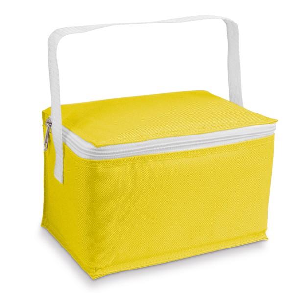 JEDDAH. Cooler τσάντα - Κίτρινο