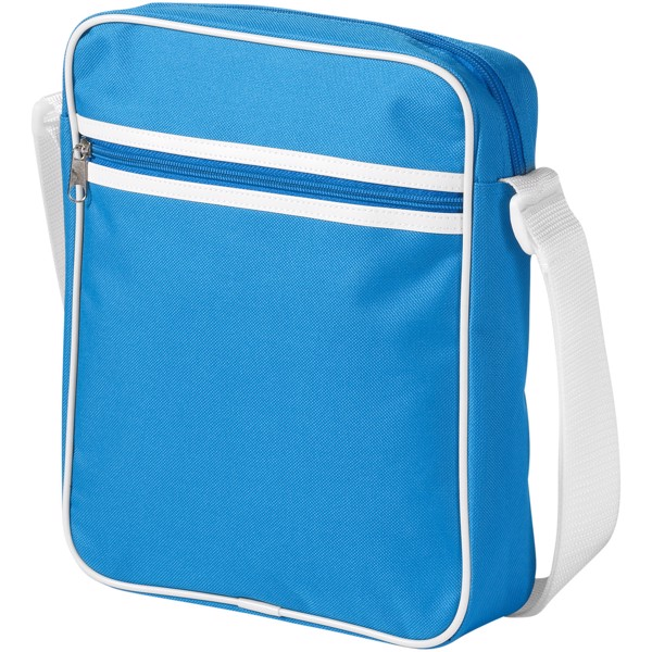 San Diego messenger bag - Aqua